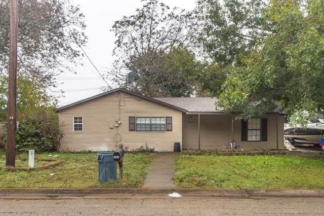705 Ellis Street, Waxahachie, TX 75165 (MLS #14224004) :: Century 21 Judge Fite Company