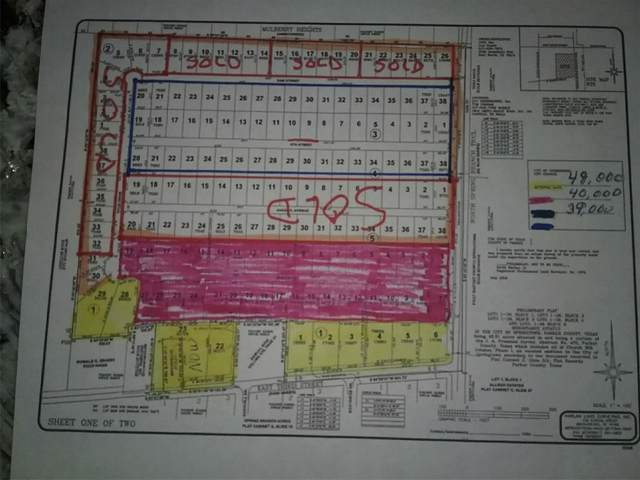 000 Sam Street, Springtown, TX 76082 (MLS #14224012) :: The Heyl Group at Keller Williams