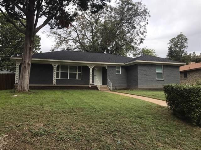 8309 Moorcroft Drive, Dallas, TX 75228 (MLS #14224025) :: RE/MAX Town & Country