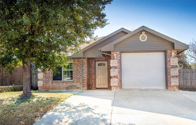 1304 Paco Trail, Denton, TX 76209 (MLS #14224043) :: Ann Carr Real Estate