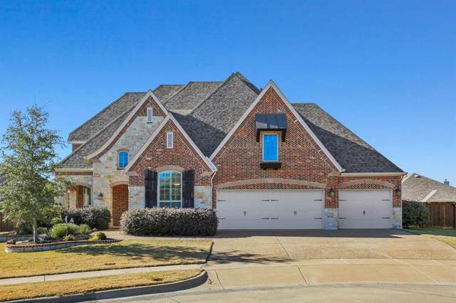 1023 Longhill Way, Forney, TX 75126 (MLS #14224052) :: RE/MAX Town & Country