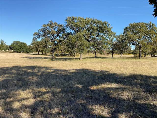 Lot 4 Cool Junction Road, Millsap, TX 76066 (MLS #14224061) :: Ann Carr Real Estate