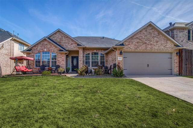 4416 Rockcliff Drive, Mesquite, TX 75150 (MLS #14224072) :: RE/MAX Town & Country
