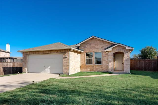 1671 Wynfield Drive, Little Elm, TX 75068 (MLS #14224086) :: Frankie Arthur Real Estate