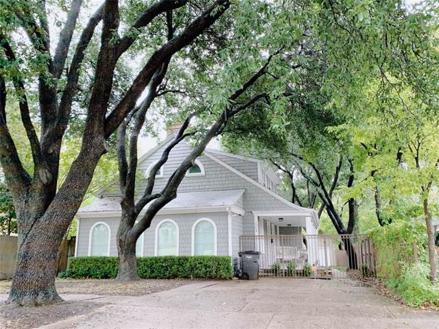 1213 Madeline Place, Fort Worth, TX 76107 (MLS #14224102) :: Potts Realty Group