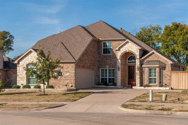 705 Keswick Drive, Desoto, TX 75115 (MLS #14224114) :: The Kimberly Davis Group