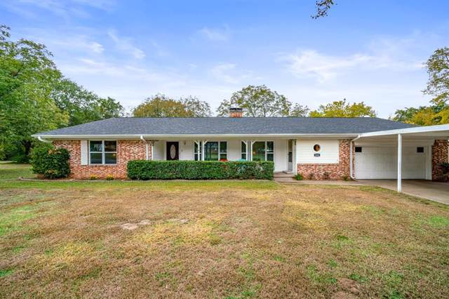 1641 Mill Creek Road, Canton, TX 75103 (MLS #14224116) :: RE/MAX Town & Country
