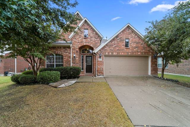 8571 Davis Drive, Frisco, TX 75036 (MLS #14224127) :: RE/MAX Town & Country