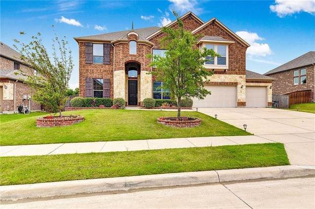 3662 Rock House Road, Sachse, TX 75048 (MLS #14224137) :: RE/MAX Town & Country
