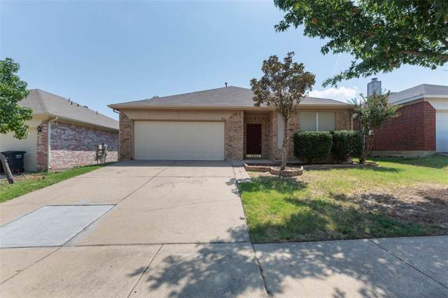 8712 Muir Drive, Fort Worth, TX 76244 (MLS #14224147) :: RE/MAX Town & Country