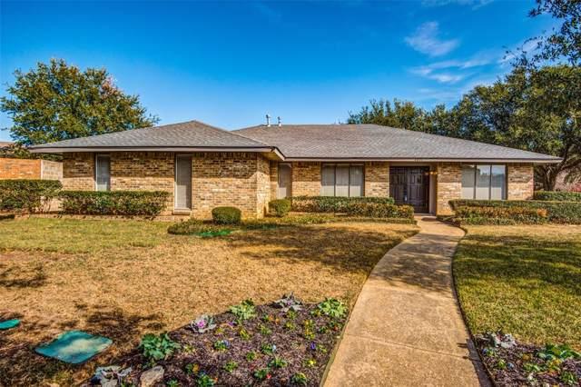 3891 Antigua Circle, Dallas, TX 75244 (MLS #14224148) :: RE/MAX Pinnacle Group REALTORS