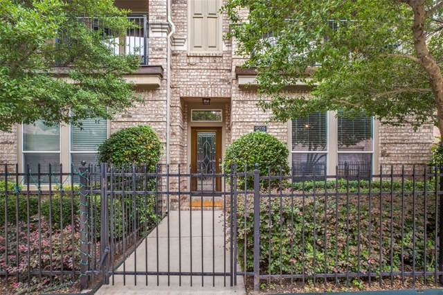 3709 Wycliff Avenue, Dallas, TX 75219 (MLS #14224169) :: HergGroup Dallas-Fort Worth