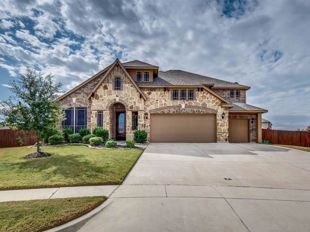 5625 Iceberg Court, Midlothian, TX 76065 (MLS #14224177) :: RE/MAX Town & Country