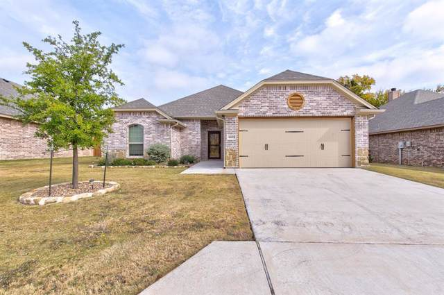 4402 Logan Circle, Granbury, TX 76049 (MLS #14224179) :: RE/MAX Town & Country
