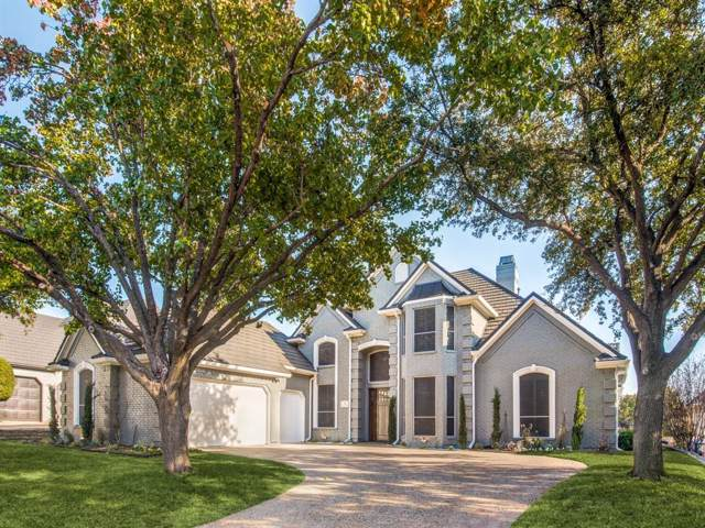 6 Shadow Ridge Court, Frisco, TX 75034 (MLS #14224207) :: Tenesha Lusk Realty Group