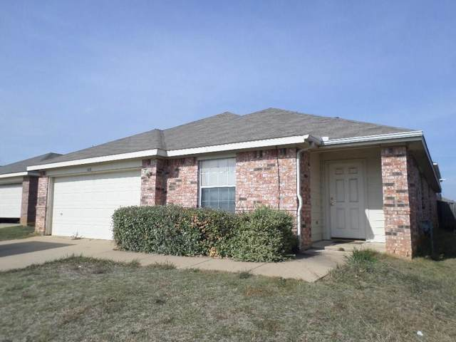 608 Pineview Lane, Fort Worth, TX 76140 (MLS #14224261) :: RE/MAX Town & Country