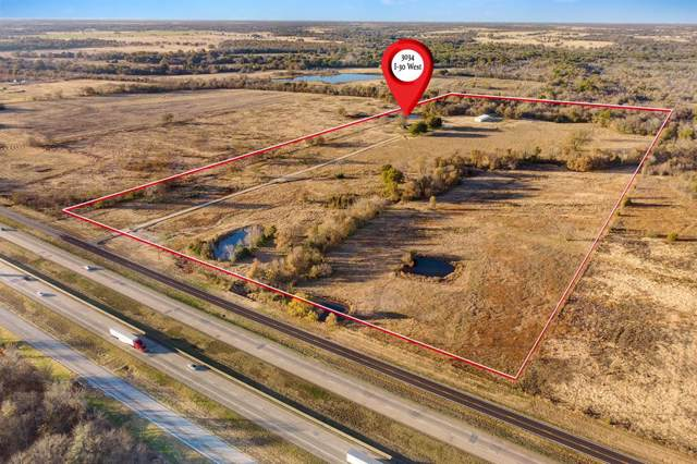 3034 Interstate Highway 30 W, Sulphur Springs, TX 75482 (MLS #14224265) :: All Cities Realty