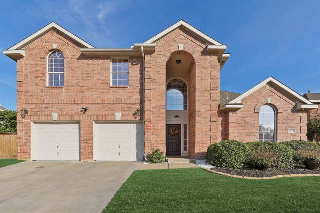 7004 Herman Jared Drive, North Richland Hills, TX 76182 (MLS #14224273) :: RE/MAX Town & Country