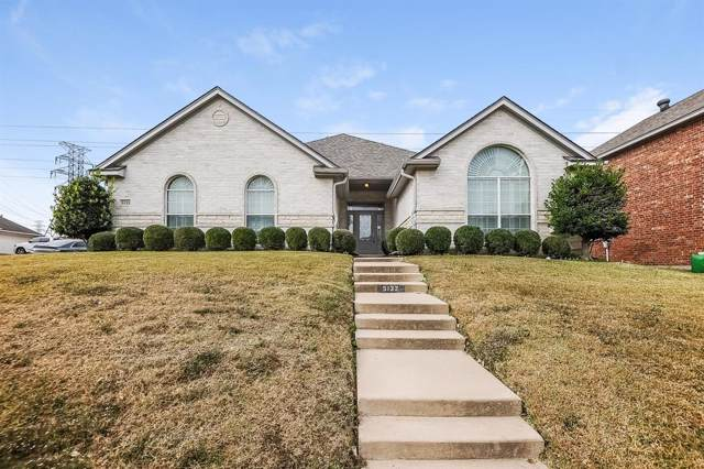 5132 Estrella Lane, Benbrook, TX 76126 (MLS #14224278) :: Lynn Wilson with Keller Williams DFW/Southlake