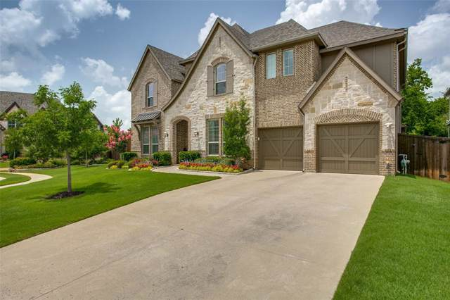 3212 Brighton Cove, Grapevine, TX 76051 (MLS #14224279) :: The Star Team | JP & Associates Realtors