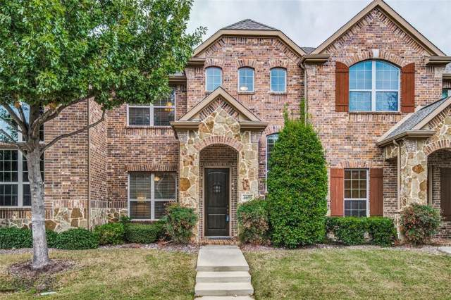 4691 Amanda Court, Plano, TX 75024 (MLS #14224282) :: All Cities Realty