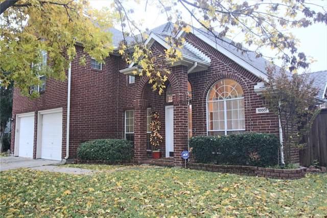 10007 White Lane, Irving, TX 75063 (MLS #14224287) :: Vibrant Real Estate