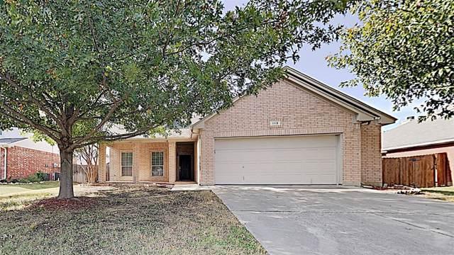 113 Chinos Trail, Justin, TX 76247 (MLS #14224328) :: Baldree Home Team
