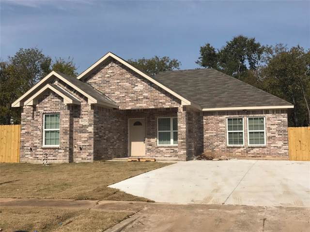 1423 E Arlington Avenue, Fort Worth, TX 76104 (MLS #14224340) :: North Texas Team | RE/MAX Lifestyle Property