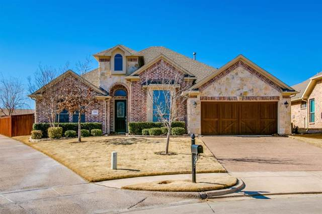 1201 Tuscany Drive, Colleyville, TX 76034 (MLS #14224352) :: The Kimberly Davis Group