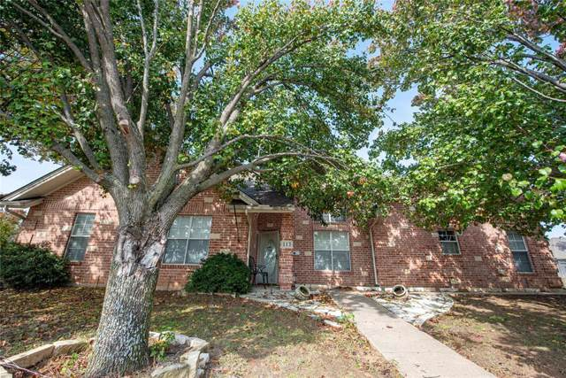 113 Chimney Rock Court, Weatherford, TX 76086 (MLS #14224361) :: All Cities Realty