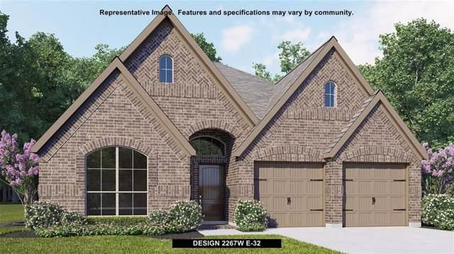 9617 Blue Stem Lane, Little Elm, TX 75068 (MLS #14224367) :: RE/MAX Town & Country