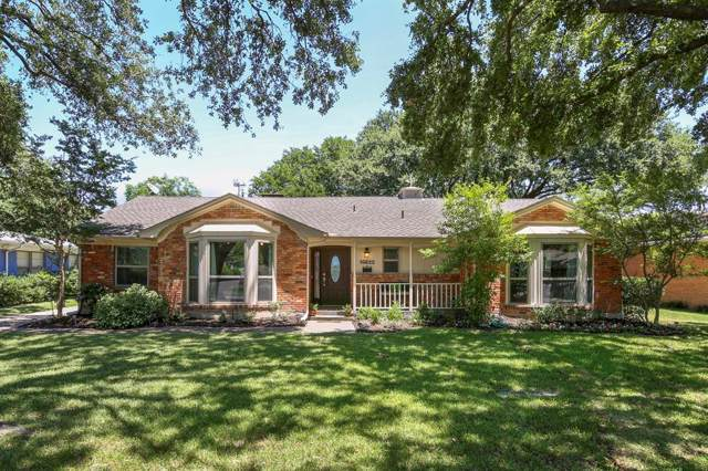 10822 Beauty Lane, Dallas, TX 75229 (MLS #14224396) :: Vibrant Real Estate
