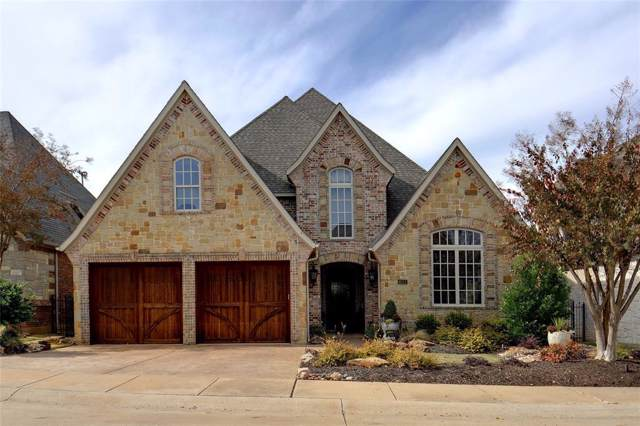 6212 Rock Dove Circle, Colleyville, TX 76034 (MLS #14224398) :: RE/MAX Town & Country