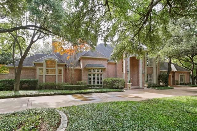 4300 Park Lane, Dallas, TX 75220 (MLS #14224424) :: The Hornburg Real Estate Group