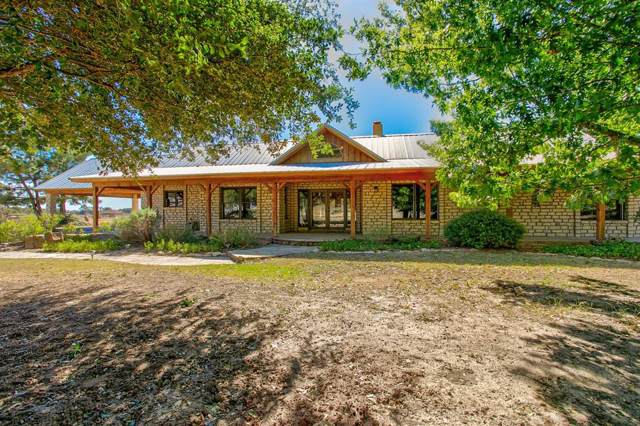 2274 Private Road 935, Stephenville, TX 76401 (MLS #14224433) :: The Good Home Team