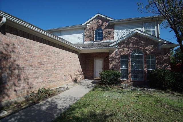 4430 Harpers Ferry Drive, Grand Prairie, TX 75052 (MLS #14224442) :: RE/MAX Town & Country