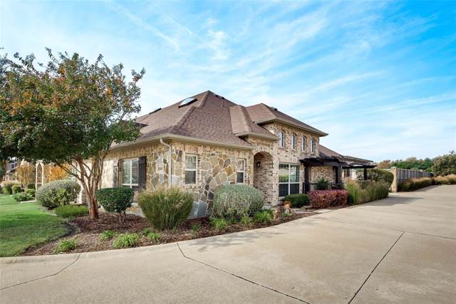 3075 Willow Grove Boulevard #1604, Mckinney, TX 75070 (MLS #14224457) :: All Cities Realty