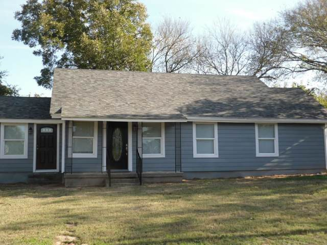 304 7th Street, Hubbard, TX 76648 (MLS #14224458) :: RE/MAX Town & Country