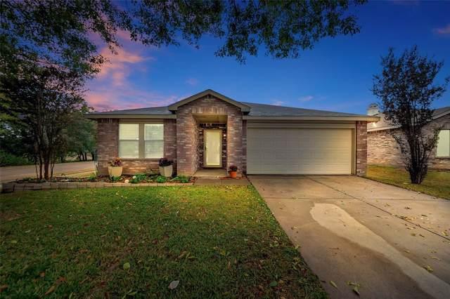 8212 Canoe Ridge Lane, Denton, TX 76210 (MLS #14224460) :: All Cities Realty