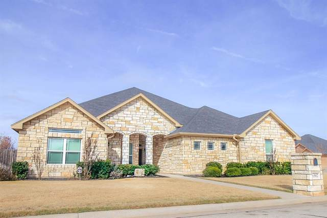 6302 Milestone Drive, Abilene, TX 79606 (MLS #14224475) :: Lynn Wilson with Keller Williams DFW/Southlake
