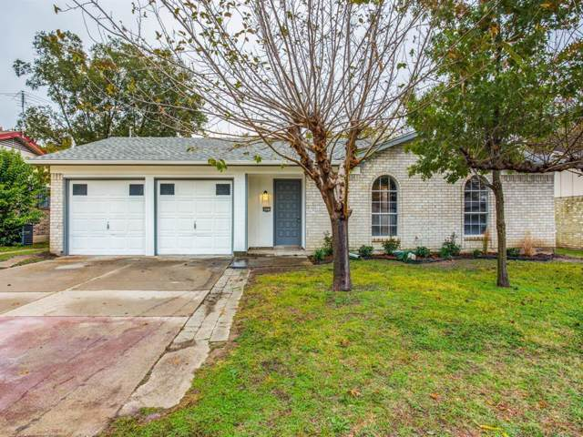 6821 Alma Street, Forest Hill, TX 76140 (MLS #14224483) :: RE/MAX Town & Country