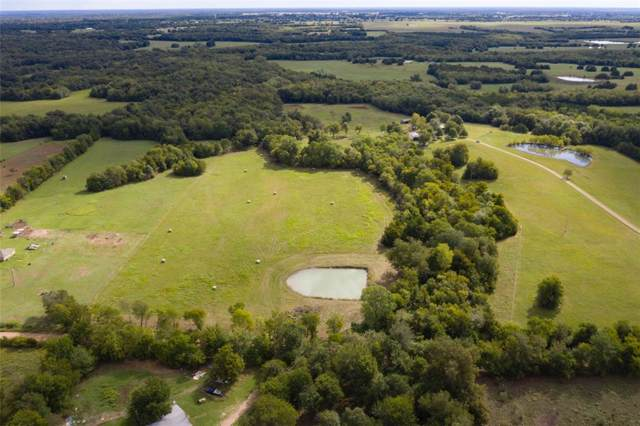 00 County Road 34520, Sumner, TX 75486 (MLS #14224490) :: The Kimberly Davis Group