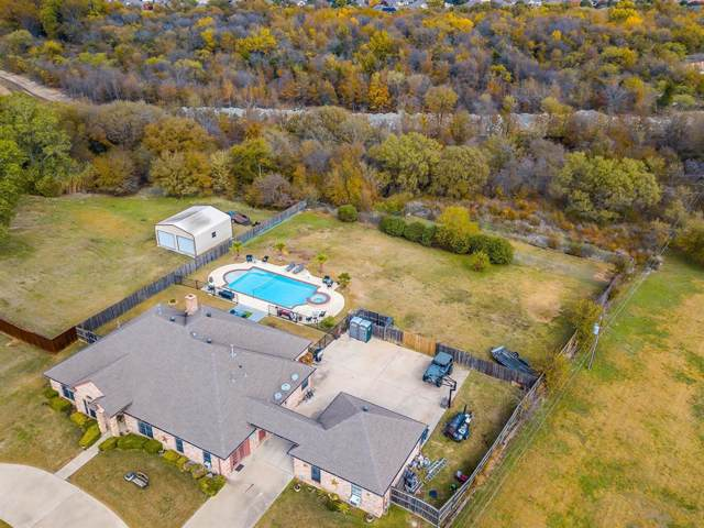 11 Davis Road, Crowley, TX 76036 (MLS #14224491) :: The Mitchell Group
