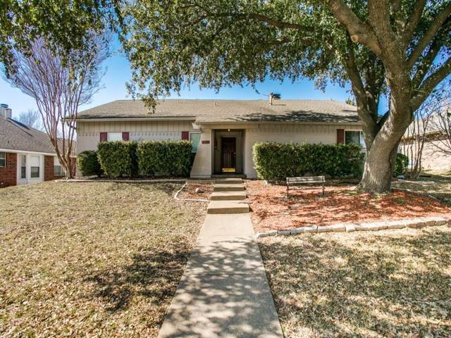 2405 Ridgewood Drive, Plano, TX 75074 (MLS #14224493) :: RE/MAX Town & Country
