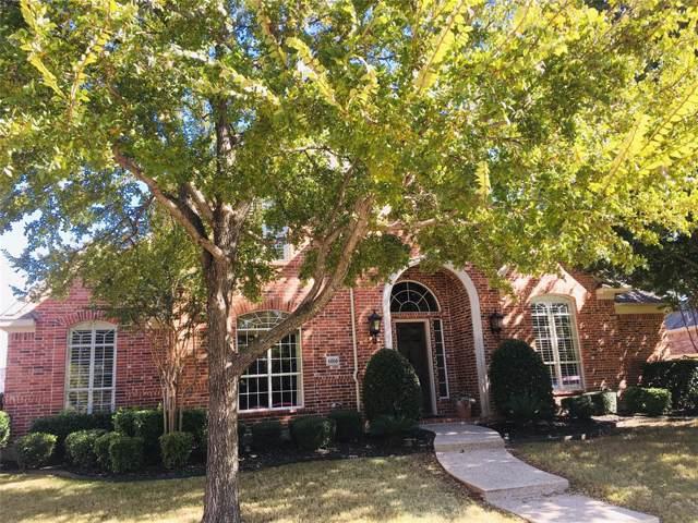 6060 Van Horn Lane, Frisco, TX 75034 (MLS #14224503) :: Tenesha Lusk Realty Group