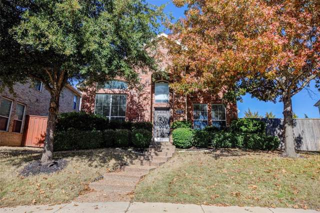 2360 Quiet Oak Lane, Frisco, TX 75036 (MLS #14224505) :: HergGroup Dallas-Fort Worth