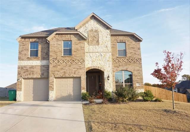 137 Hillcrest Way, Crandall, TX 75114 (MLS #14224511) :: Caine Premier Properties