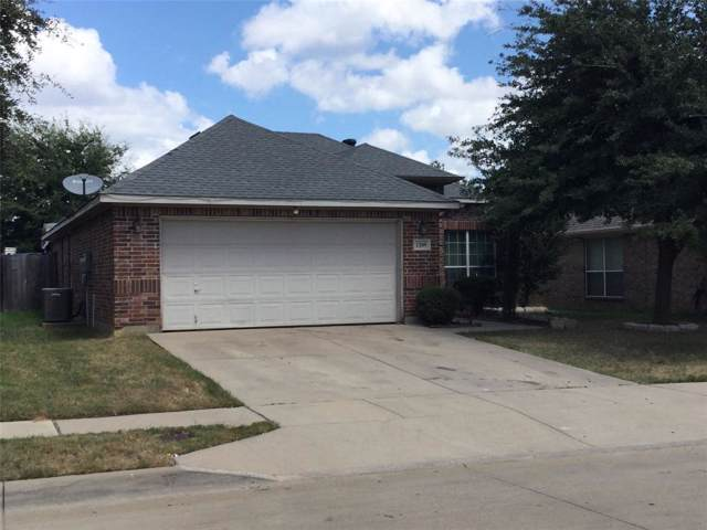 1209 Brownford Drive, Fort Worth, TX 76028 (MLS #14224519) :: RE/MAX Town & Country