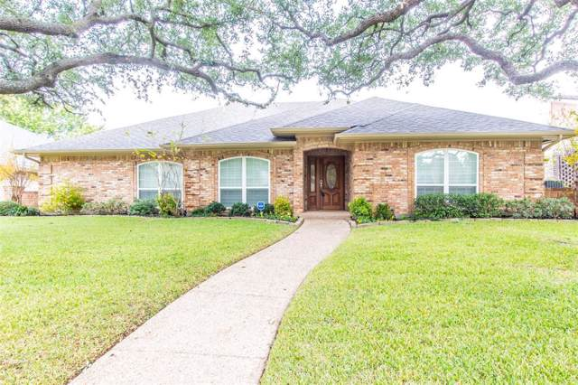 6431 Garlinghouse Lane, Dallas, TX 75252 (MLS #14224568) :: RE/MAX Town & Country