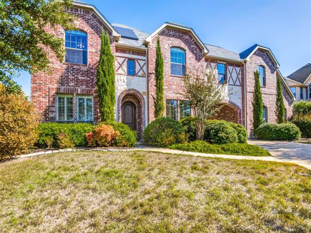 3324 Hayley Court, Richardson, TX 75082 (MLS #14224584) :: RE/MAX Town & Country
